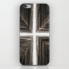 Between the Crates iPhone & iPod Skin
