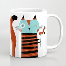 STRIPED SHIRT Mug