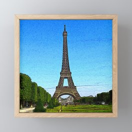 Paris_20190403_by_JAMColors Framed Mini Art Print