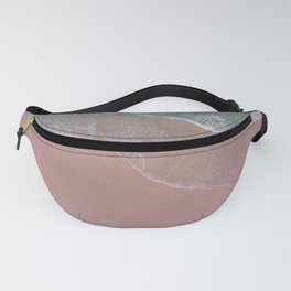waves of byron bay Fanny Pack