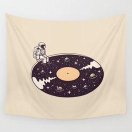 Cosmic Sound Wall Tapestry