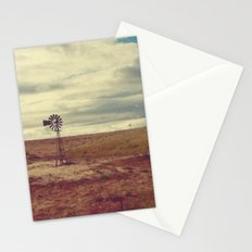 The Western Plains Stationery Cards