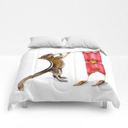 Herald Chipmunk Comforters