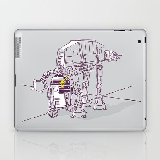 Not quite a fire hydrant Laptop & iPad Skin