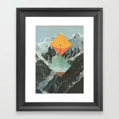 101. Framed Art Print