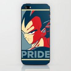 Vegeta's Pride iPhone & iPod Skin
