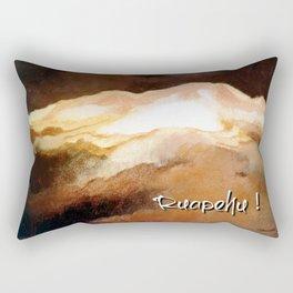 Ruapehu Sunset Rectangular Pillow
