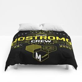Nostromo Crew - Aliens Ripley Spaceship Comforters