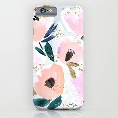 Dreamy Flora iPhone 6s Slim Case