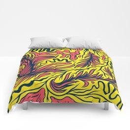 Wet Coat Comforters