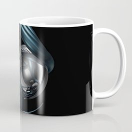 ball steel metal abstract Coffee Mug