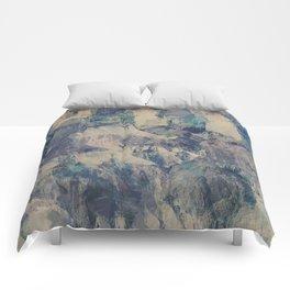 South Rim #1 Comforters