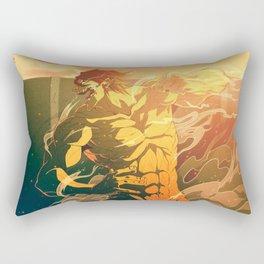 eren fulltitan mode Rectangular Pillow