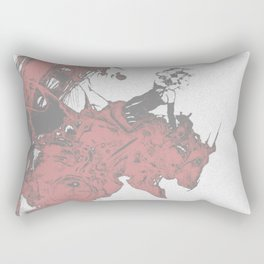 Terra-nigma Rectangular Pillow