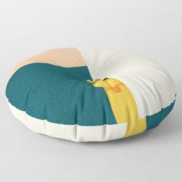 Little_Cat_Cute_Minimalism Floor Pillow