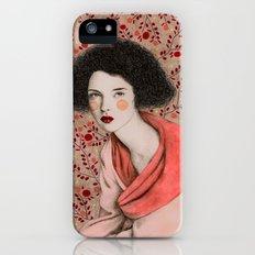 Anastasia iPhone (5, 5s) Slim Case