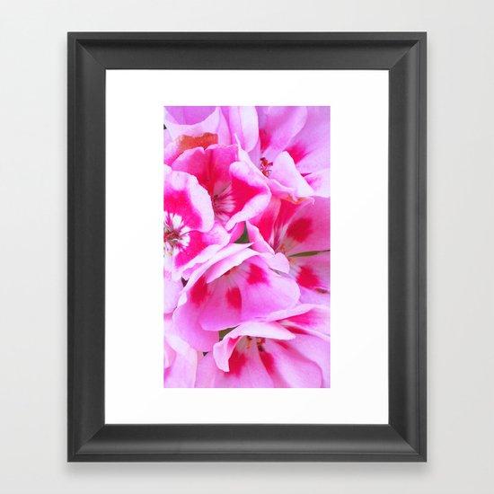 Sweet Blossoms Framed Art Print