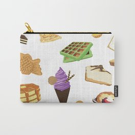 Dessert Collage Carry-All Pouch