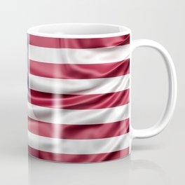 Flag of United States of America Coffee Mug