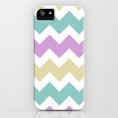 Chevron - Multi Slim Case iPhone (5, 5s)