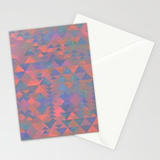 Delta Tribe - Pink Stationery Cards