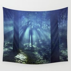 Magical Forest Wall Tapestry