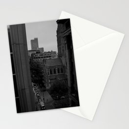 roof top bliss Stationery Cards