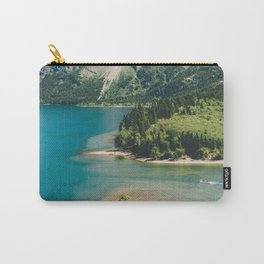 Upper Waterton Lake Carry-All Pouch