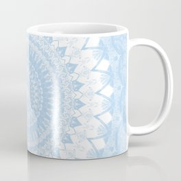 Baby Blue Boho Mandala Coffee Mug