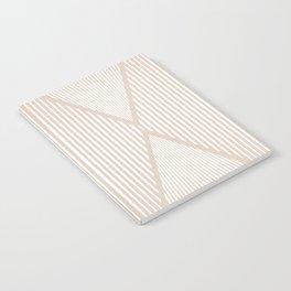 Folded Nude Notebook