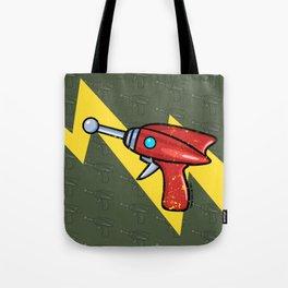 Ray Gun Tote Bag