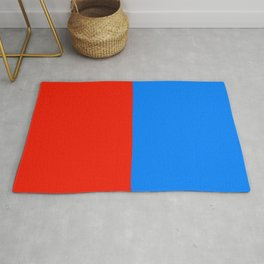 flag of Catania Rug