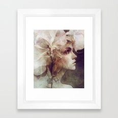 Petal Framed Art Print