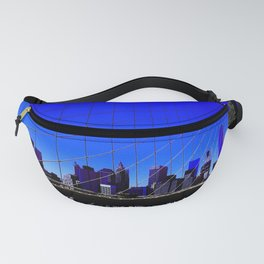 To Manhattan Fanny Pack