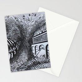 Lugar y Balance Stationery Cards