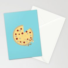 Pizza! Stationery Cards