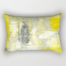 Change of Mind Rectangular Pillow