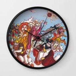 Giudizi universali Wall Clock