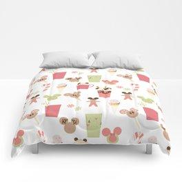 Christmas Magic Food Comforters