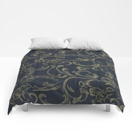 Hand Painted Comforters