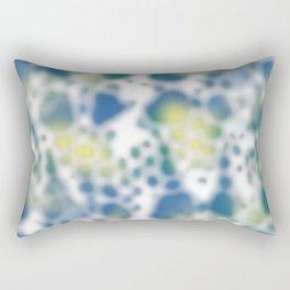 Impression of glimpses of light Rectangular Pillow