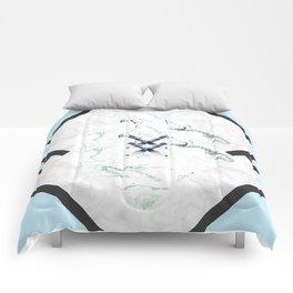 Scandinavian Marble Comforters