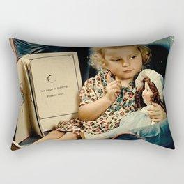 Non-fiction. Rectangular Pillow