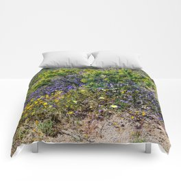 Painted Desert 7493 - Joshua_Tree_National_Park Comforters