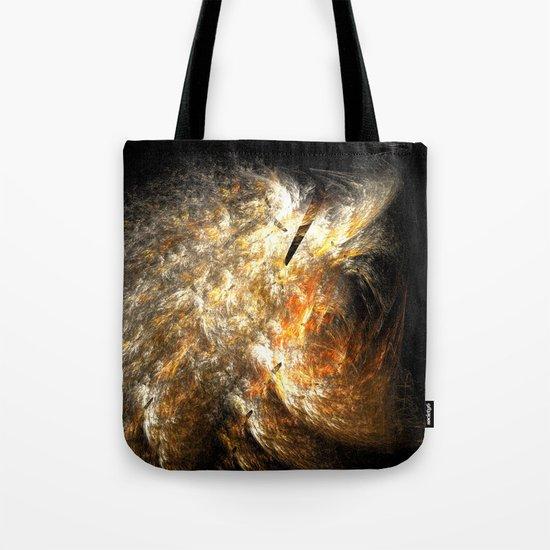 Chaotic Sence   (A7 B0184) Tote Bag