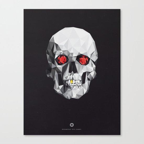 Geometric Eye Candy Canvas Print