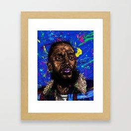 Nipsey The Great! Framed Art Print