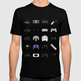 Console Evolution T-shirt