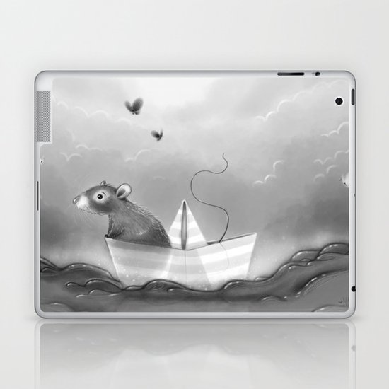 Where you are Laptop & iPad Skin