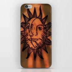 Sun Hand. iPhone & iPod Skin